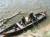 Łódka do dyspozycji na Wiśle