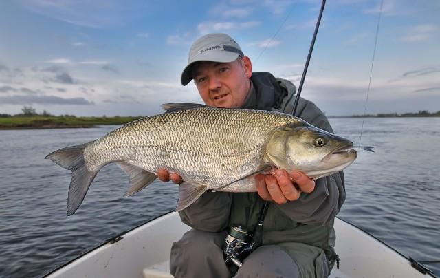 Fishing with guide - Asp - www.guidedfishing.eu - Fishing trips