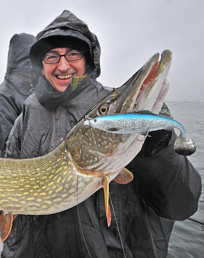 Pike fishing - www.guidedfishing.eu